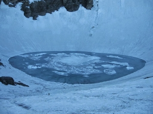 Roopkund lake - mystery of skeleton lake