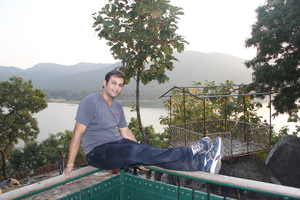Jayshil Patel Travel Blogger