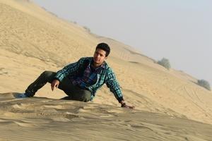 desert safari...