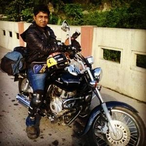 Sagar Kondhalkar Travel Blogger