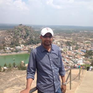 Mahesh Ravi Travel Blogger