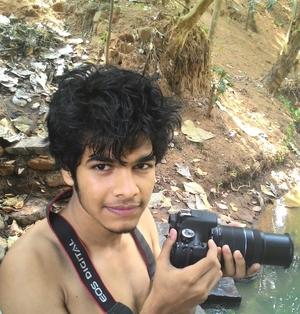Hitesh Hari Travel Blogger