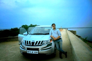 raghav ayyagari Travel Blogger