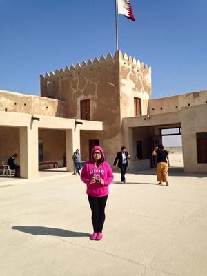 Al Zubarah Archaeological Site, Qatar