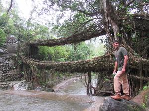 The Living Root Bridge AdvenTour - Shillong, Meghalaya