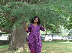 Deepthi Goyal Travel Blogger