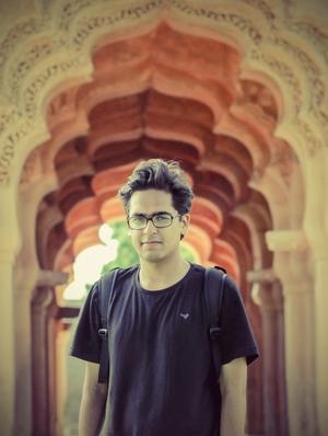 Anubhav Tyagi Travel Blogger