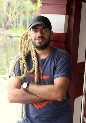 Kushal Kamra Travel Blogger