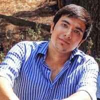 Chakshu Joshi Travel Blogger