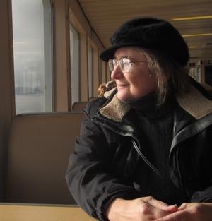 Joyce Yarrow Travel Blogger