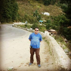 tushar Travel Blogger