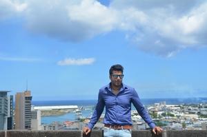 Vikrant Singh Travel Blogger