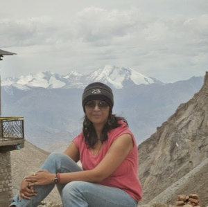 megha goyal Travel Blogger