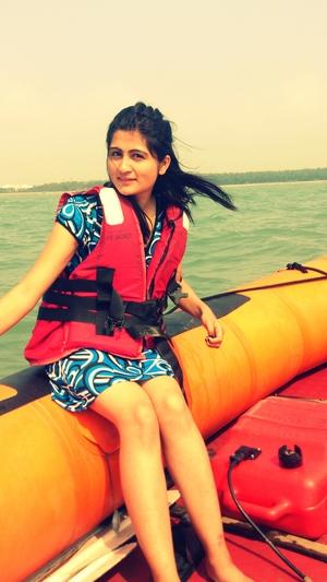 Diksha Mishra Travel Blogger