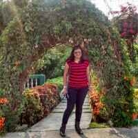 Baishakhi Nishibanya Travel Blogger