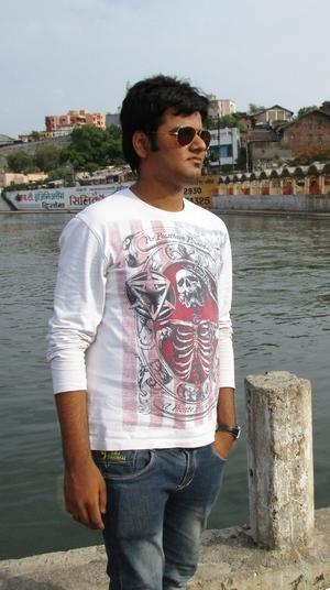 Saransh Jain Travel Blogger