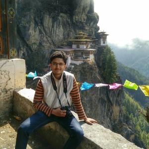 Aditya Bal Travel Blogger