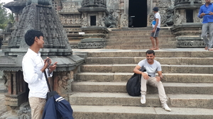 Chandra Penagondas Travel Blogger