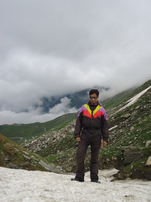 UMESH VERMA Travel Blogger