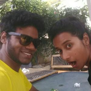 Naveen S Kumar Travel Blogger