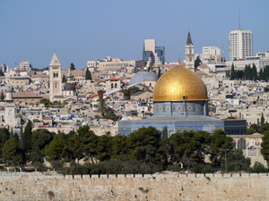 Attractive Places and Top Things To Do In Jerusalem