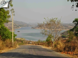 Manchanabele Reservoir and Big Banyan Tree