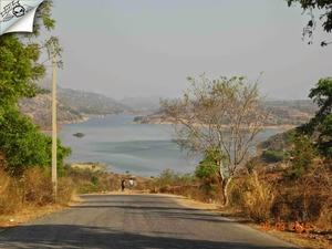 Manchanabele Reservoir and Big Banyan Tree