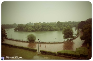 One Day Outing - Hauz Khas Complex