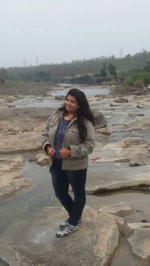 Mehak Anand Travel Blogger