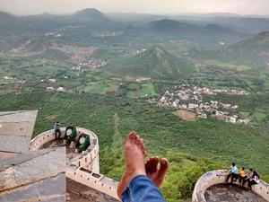 Dhara Bijlani Travel Blogger