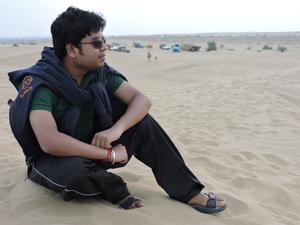 Debabrata Nayak Travel Blogger