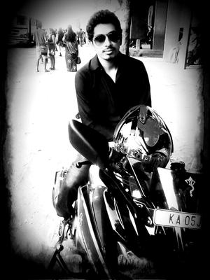 Naveen Putankar Travel Blogger