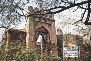 Bhuli Bhatiyari Mahal - A tryst with the haunted in New Delhi