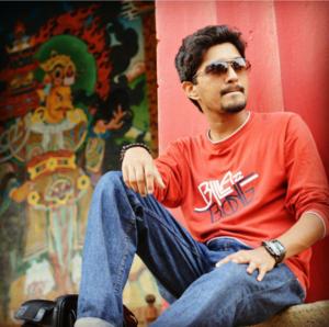 Preetesh Nayak Travel Blogger