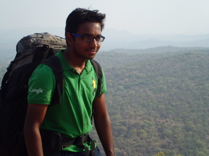 Chakradar Raju Travel Blogger