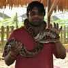 Lekshmi Pathy Girish Gautham Travel Blogger
