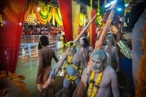 Kumbh Mela: India's age less festival.