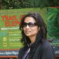 Ashwini Naveen Travel Blogger