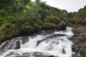 Thoseghar Waterfalls: Green and Serene!