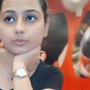 Vaishali Narolia Travel Blogger