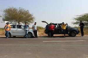 Roadtrip to Tewri