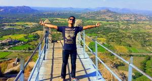 Rahul T P Travel Blogger