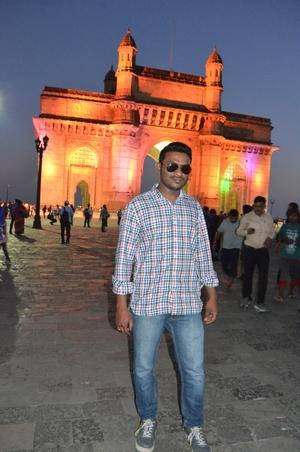 Sagar Gupta V Travel Blogger