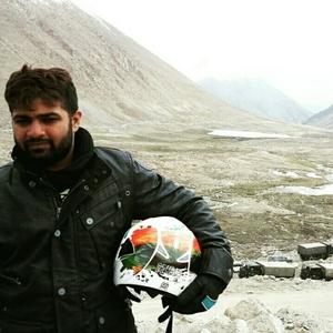 Abhishek Nayyar Travel Blogger