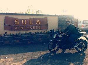 Road Trip To Sula Vineyard