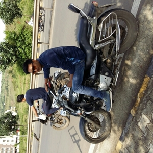 Anil Arjun Travel Blogger