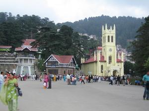 Shimla: Astonishingly exotic