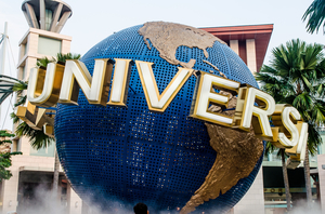 Universal Studios, Singapore: Hollywood Extravaganza
