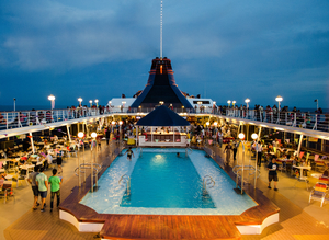 Cruising  with star cruises..