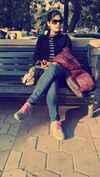 V Ageesha S Harma Travel Blogger